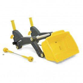 7614 concha politractor amarela