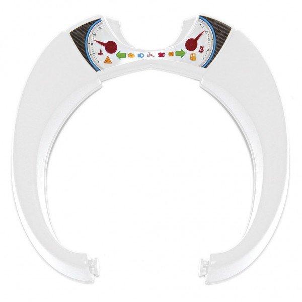 8048 anel protetor policiclo branco