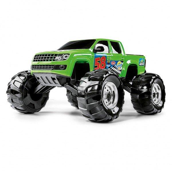 5771 super picape monster verde 1