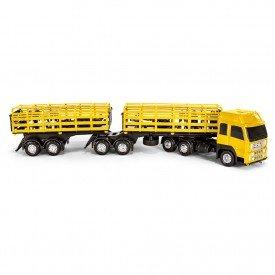 4408 bitrem boiadeiro cromax amarelo
