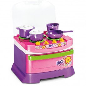 5542 mini fogao big chef