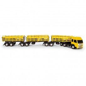 5528 tritrem boiadeiro amarelo