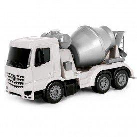7249 superfrota betoneira branco