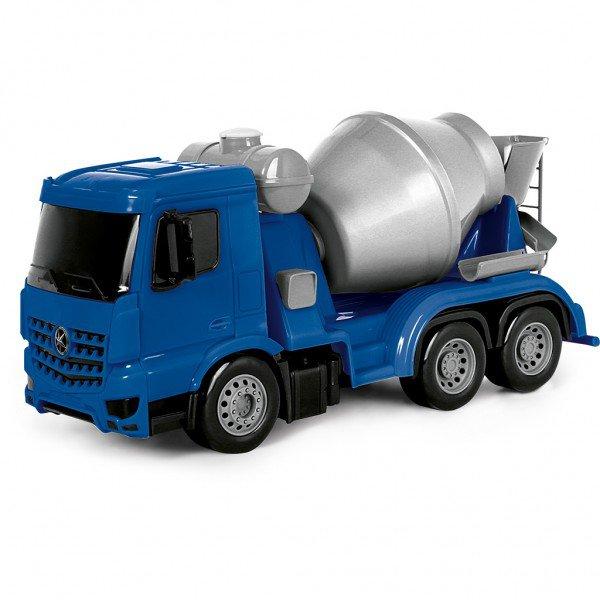 7249 superfrota betoneira azul