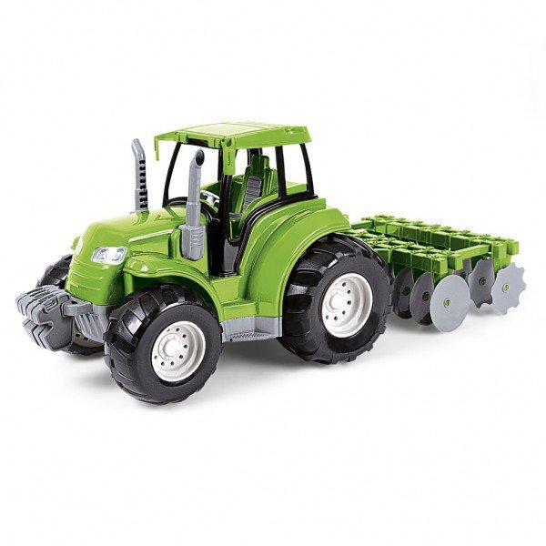 5979 trator arado verde kawasaki