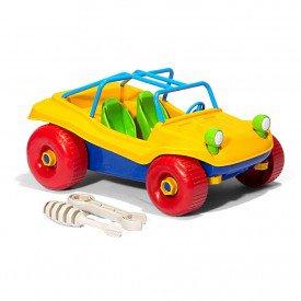 6280 buggy didatico amarelo