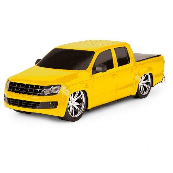 5887 super picape amarelo
